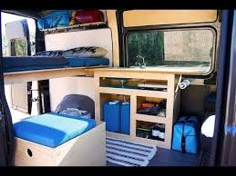 camper van with these conversion kits