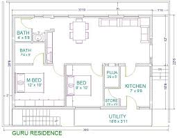home plans 30 x 40 site home and