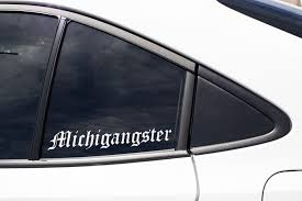 Michigangster Michigan Local Native Home City State Born In Etsy In 2020 Window Art City House Art Gift