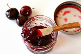 blue ribbon bing cherry jam