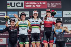 Haley Smith lands first World Cup podium in Nové Mesto - Canadian Cycling  Magazine