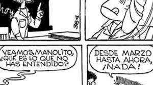 Las mejores viñetas de Quino, el creador de Mafalda
