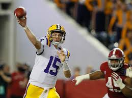 Is Myles Brennan In The Lead To Be LSU's Starting Quarterback?