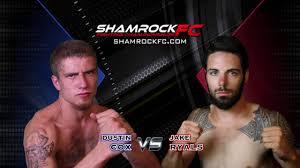 Shamrock FC: 272 Dustin Cox vs Jake Ryals - YouTube
