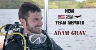 Adam Gray, New Project Recover Team Member - Project Recover