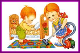 12 советов по веселой уборке в детской и не только | Мама ...