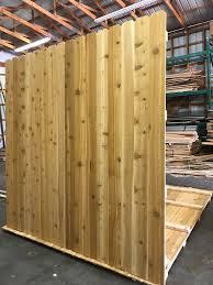 8ft By 8ft Premium Grade Cedar Panels Fencing Oklahoma City Oklahoma Facebook Marketplace Facebook