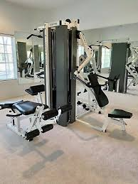 total gym pacific fitness