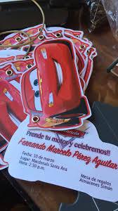 Pin De Ligia Gonzalez Sierra En Auto Invitaciones De Cumpleanos