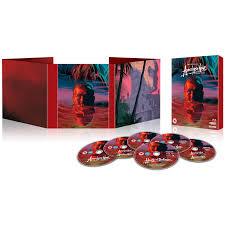 Apocalypse Now - Final Cut (4K+2D Blu-ray Collector's Edition) [UK ...