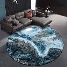 gorgeous large round area rugs interior