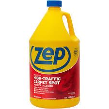 zep high traffic carpet spot remover