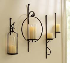 artis wall mount candle holder