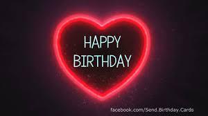 happy birthday my love you
