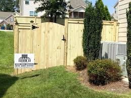 Woodfence Cap And Trim Black Caps Arch Gate Robco Fence Deck