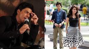 shah rukh khan disappointed with