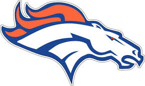 Denver Broncos Sport Logo Vinyl Sticker Printed Vinyl Decal Etsy