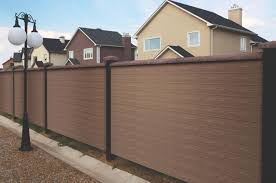Synthetic Recycled Plastic Fence Panels South Africa Swimming Pool Fence Price Exterior Wall Panels Porch Wall Plastic Wall Panels
