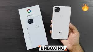 Google Pixel 4a Unboxing & First Look ...