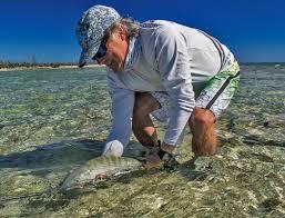 Bahamas Bonefish Conservation with Aaron Adams - Patagonia