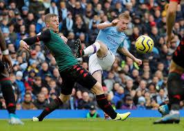 Aston Villa v Man City: Guardiola's De Bruyne update