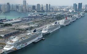 miami florida cruise port schedule
