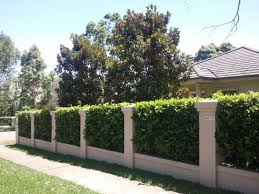 20 Fascinating Garden Fence Ideas To Add Privacy For Your Home Talkdecor Front Yard Hedges Garden Hedges Front Yard Fence