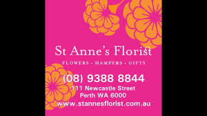 perth florist that offers flower