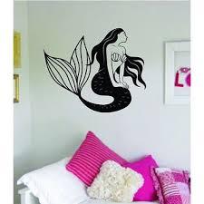 Best Mermaid Vinyl Decal Products On Wanelo