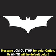 Batman Logo Vinyl Decal Sticker 22 X 7 7 Hoononnoaeraaeea