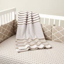neutral nursery bedding