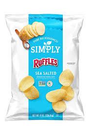 healthiest potato chips