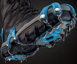 heavy duty snow ice traction cleats
