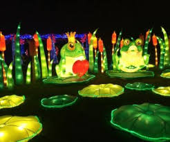 4 holiday lantern shows ing to nyc