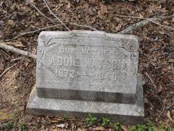 Addie Watson (1872-1940) - Find A Grave Memorial