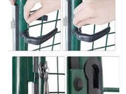 Welded Design Swing Gate Garden Fence Gate