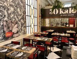 50 Kalò Pizzeria London di Ciro Salvo è la migliore pizzeria d'Europa  secondo 50 Top Pizza. - Gazzetta di Napoli
