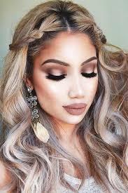 hair and makeup styles 2017 saubhaya