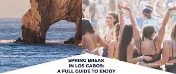 Resultado de imagen de spring break los cabos