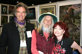 File:William Stout, George Clayton Johnson and Sunny Brock.jpg - Wikimedia  Commons