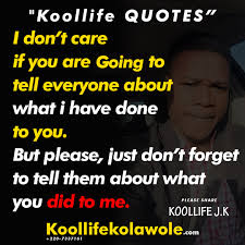 koollife kolawole motivational quotes don t care if you are