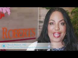 Wendy Roberts, M.D., Discusses Use of the PLA on Her Sun-Exposed ...