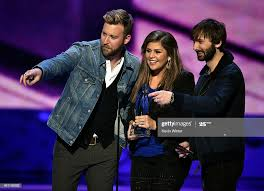 Musicians Charles Kelley, Hilary Scott and Dave Haywood of Lady ...