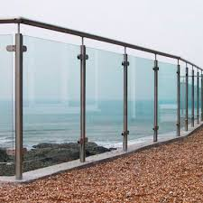 decking barade systems glass