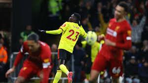 Watford-Liverpool 3-0: festa al Vicarage Road, primo ko per i Reds