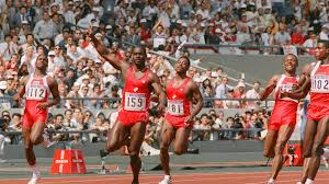100m final, Seoul 1988: Events that changed the soul of athletics ...