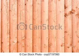 Orange Painted Wooden Fence Background Orange Stained And Painted Wooden Fence Background With Knots In The Wood And Copy