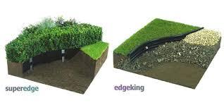 landscape edging greenscape