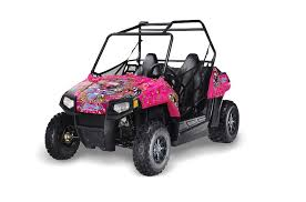 Polaris Rzr 170 Utv Graphics Ed Hardy Love Kills Pink Side By Side Graphic Decal Wrap Kit Utv Graphic Kits Graphic Kits