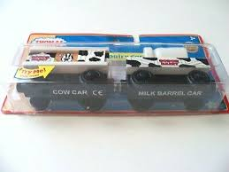 friends wooden railway sodor dairy cars